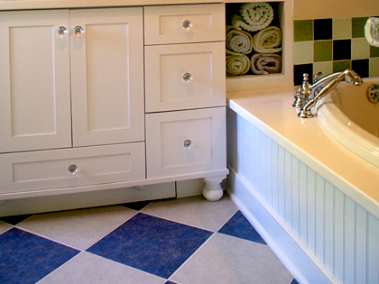 Bathroom remodeling and bathroom renovation in Bucks County PA