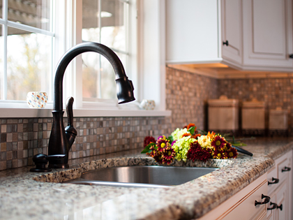 Kitchen remodeling and kitchen renovation in Bucks County PA.