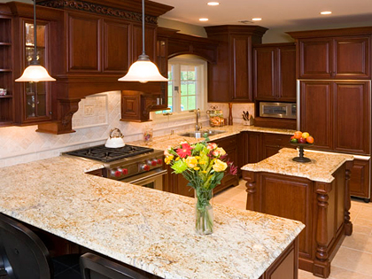 Custom cabinets countertops kitchen remodeling bathroom for Kitchen cabinets quakertown pa